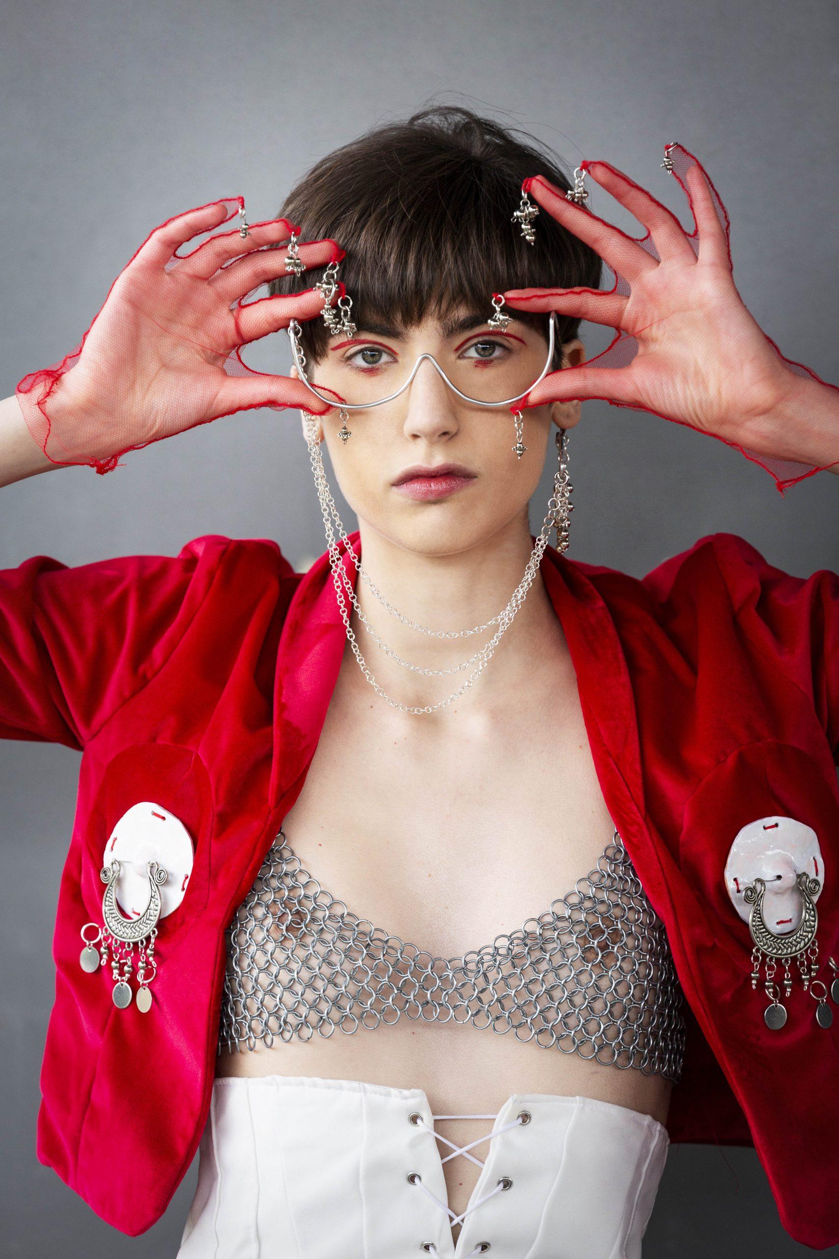 Giulia Blasi Fashion Photo